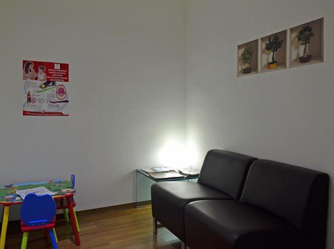 Sala de Recuperación Postoperatorio/Espacio CuevaGoig KIDS
